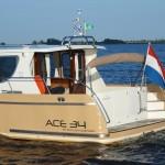 Olympia 34 Bootsvermietung ohne Führerschein Holland